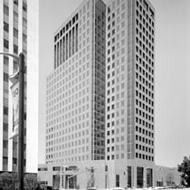 Center West Office Building, Los Angeles